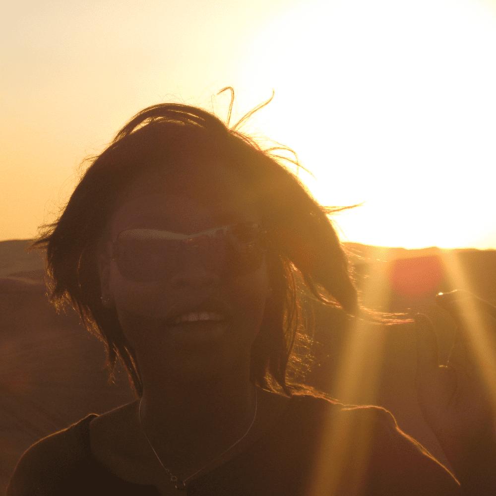 erkenne deine innere Sonne